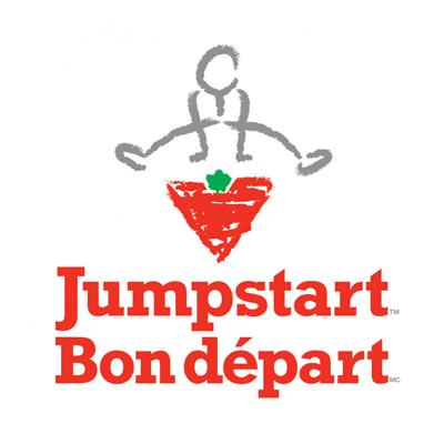 canadian tire jumpstart bon depart logo